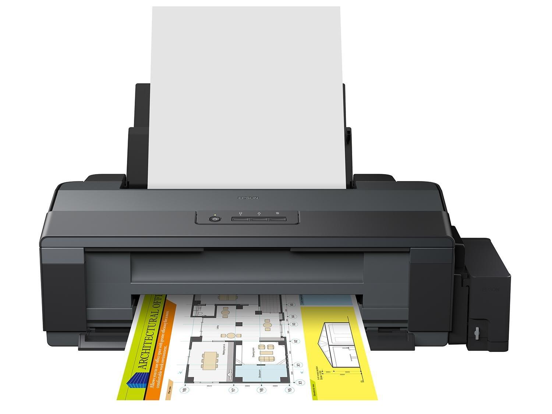 Foto 3 - Impressora Epson EcoTank L1300 Colorida - USB