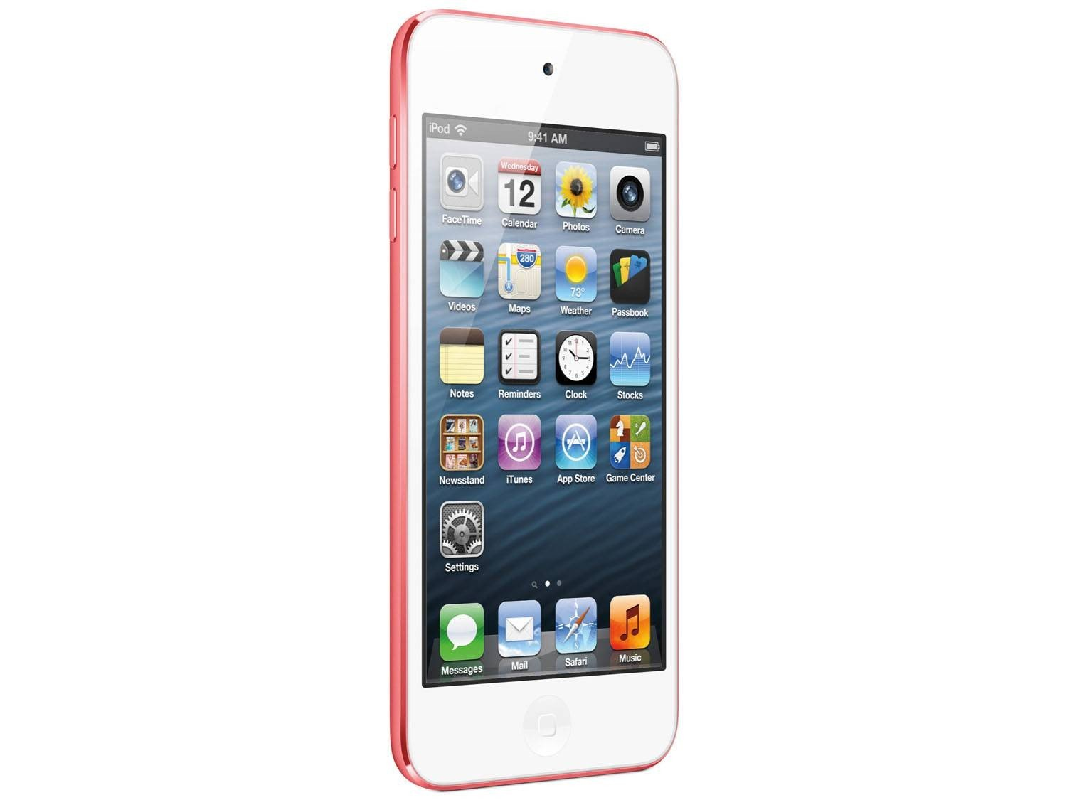 Foto 1 - iPod Touch Apple 16GB Multi-Touch Wi-Fi Bluetooth - Câmera 5MP MGFY2BZ/A Rosa