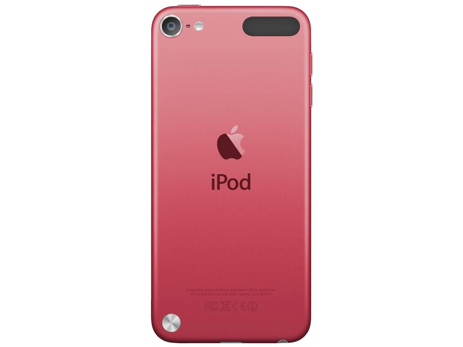Foto 2 - iPod Touch Apple 16GB Multi-Touch Wi-Fi Bluetooth - Câmera 5MP MGFY2BZ/A Rosa