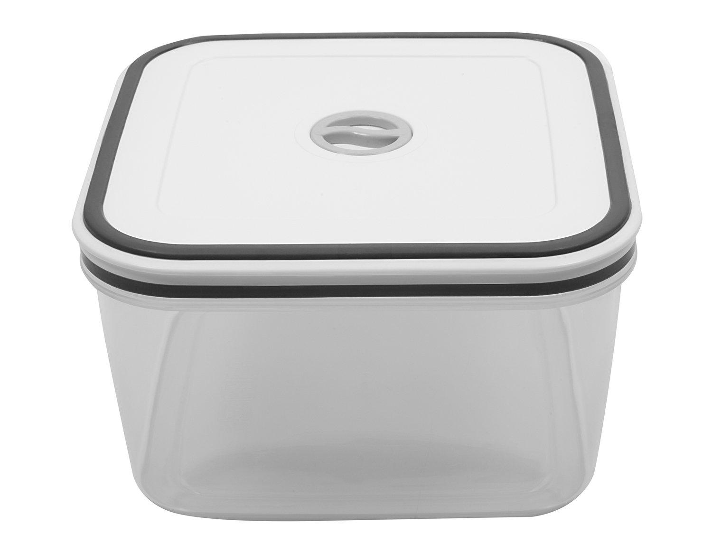 Jogo de Potes de Plástico Hermético Electrolux - com Tampa Quadrado 80000565 10 Peças - 9