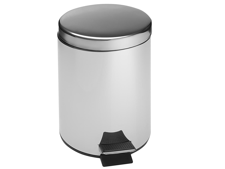 Lixeira Inox 3L - Brinox Decorline Standard