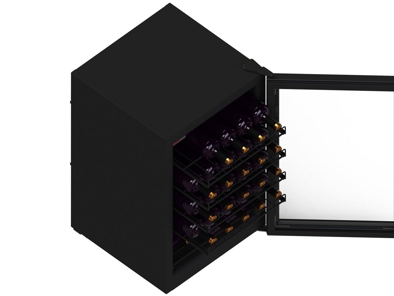 Foto 5 - Adega Climatizada Venax 24 Garrafas Ngv 100 7838 - com Compressor Controle Digital de Temperatura