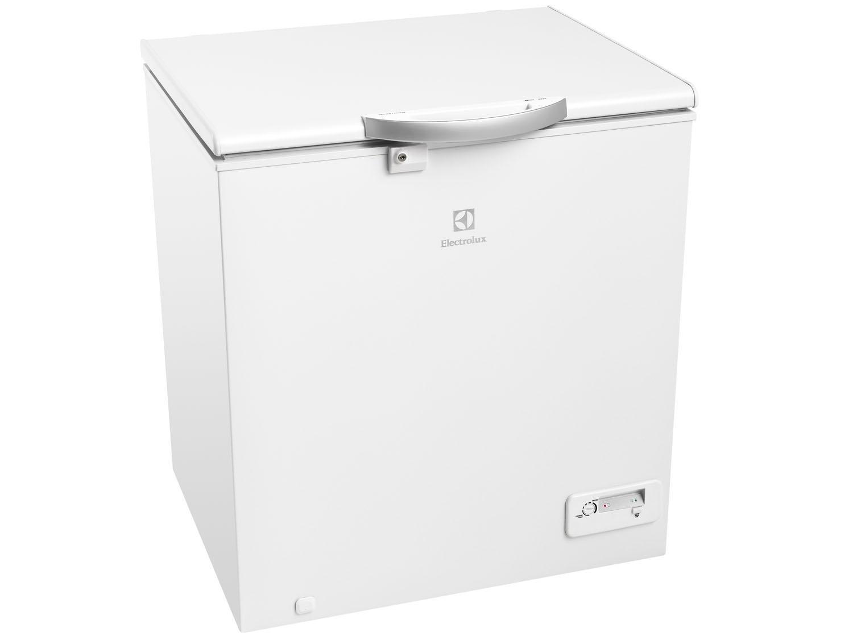 Freezer Horizontal Electrolux H222 Branco - 222L - 110V