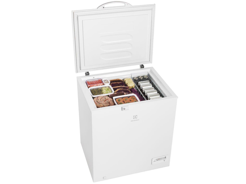 Freezer Horizontal Electrolux H222 Branco - 222L - 110V - 3