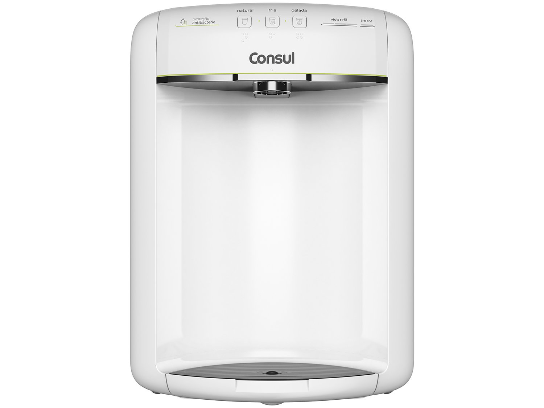 Purificador de Água Consul - Refrigerado por Compressor Bem estar CPB36 ABBNA - 220 V