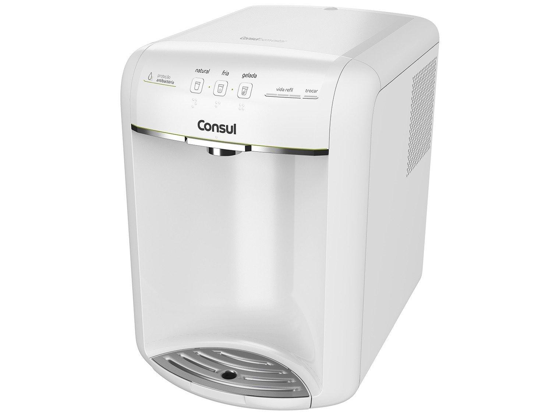 Purificador de Água Consul - Refrigerado por Compressor Bem estar CPB36 ABBNA - 220 V - 1