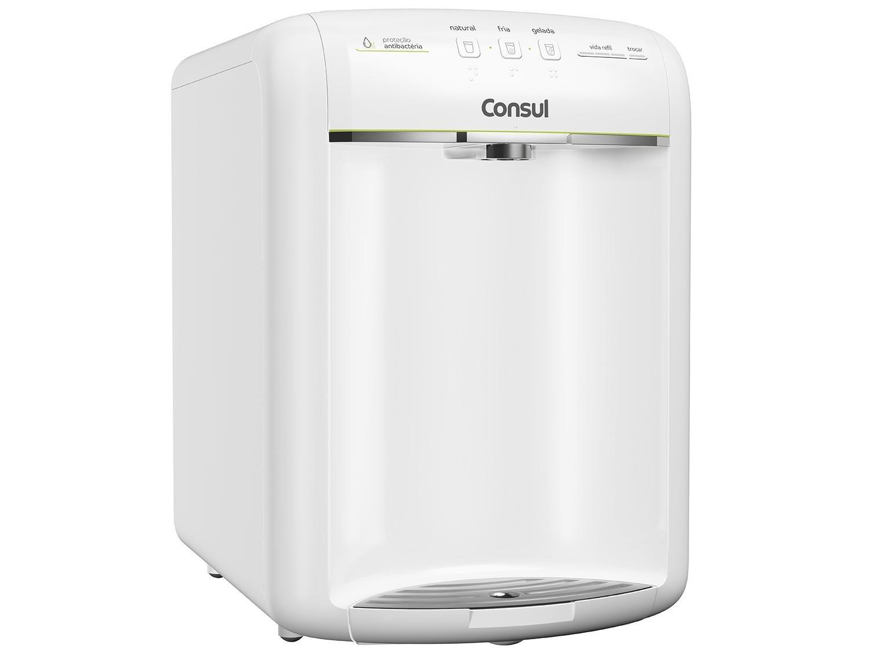 Purificador de Água Consul - Refrigerado por Compressor Bem estar CPB36 ABBNA - 220 V - 2
