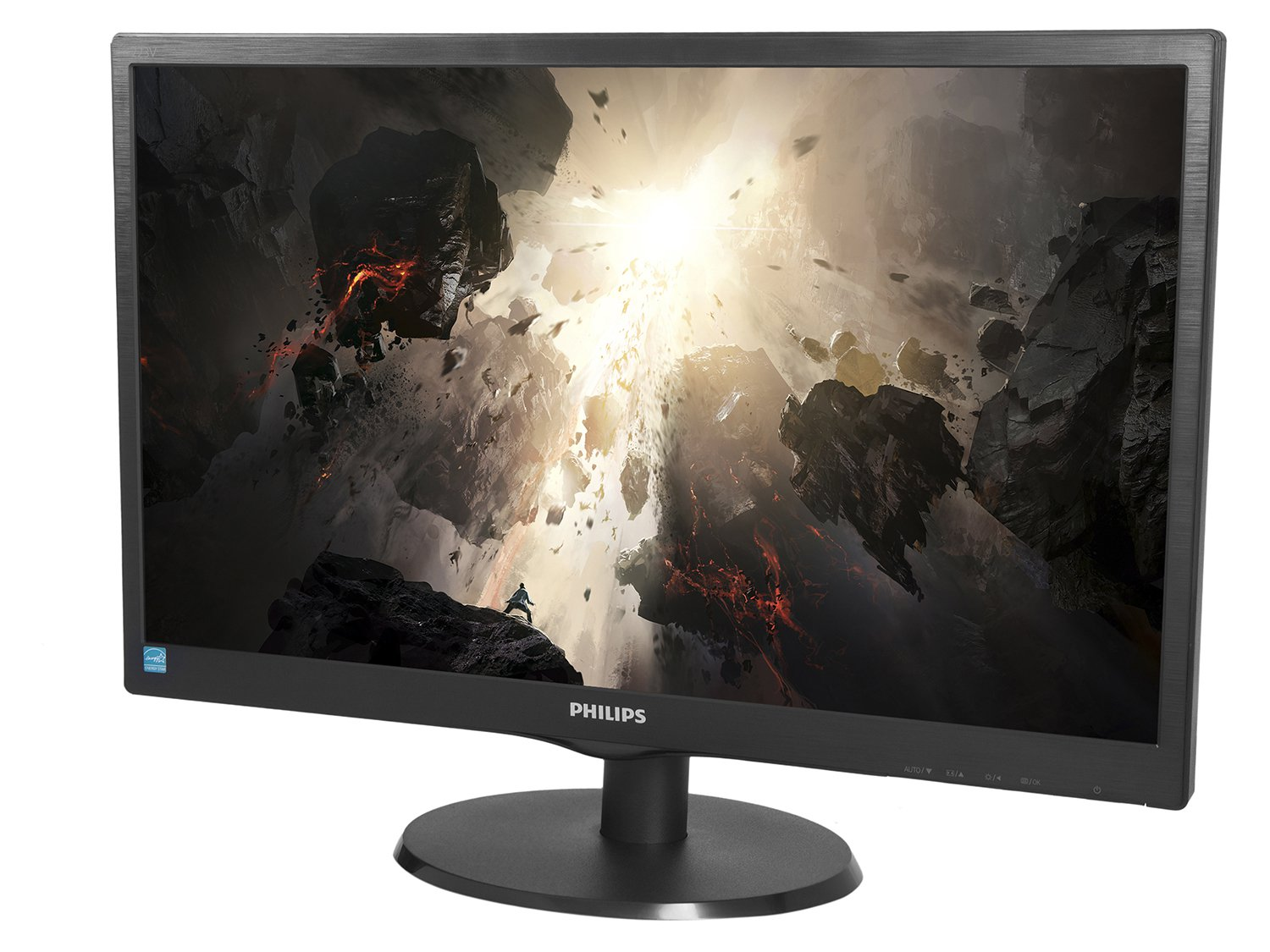 Foto 2 - Monitor para PC Full HD Philips LED Widescreen - 21,5 V5 223V5LHSB2