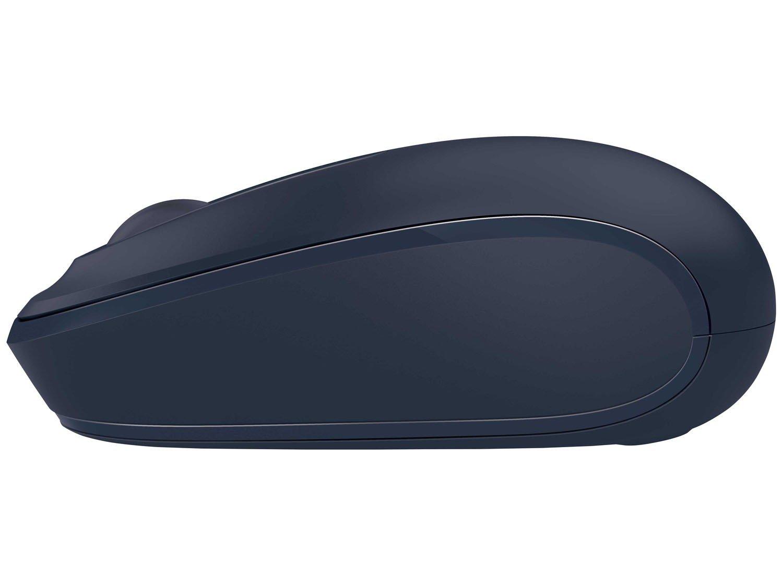 Foto 2 - Mouse Sem Fio Óptico 1000dpi Microsoft - Wireless Mobile 1850