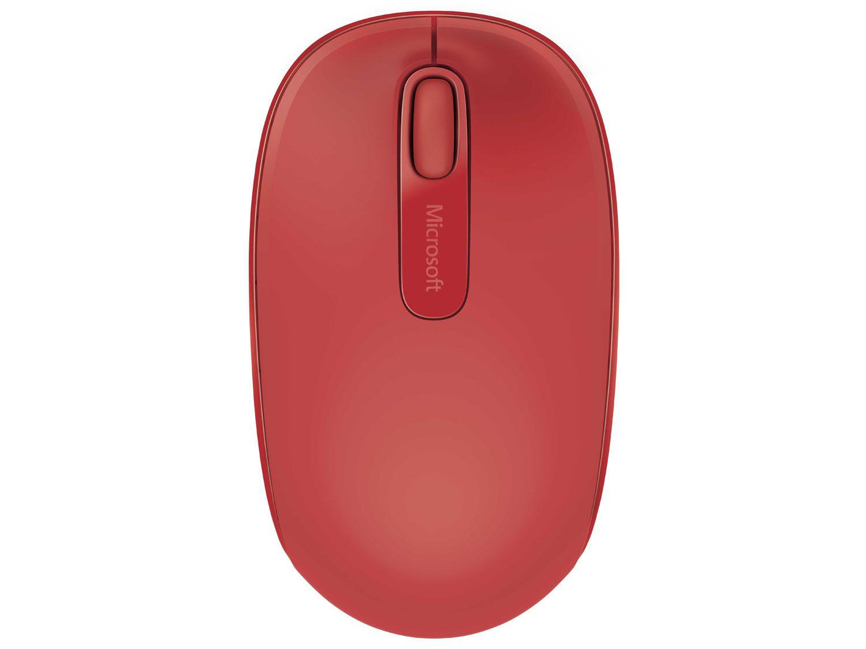 Foto 3 - Mouse Óptico Sem Fio 1000dpi - Microsoft Wireless Mobile 1850