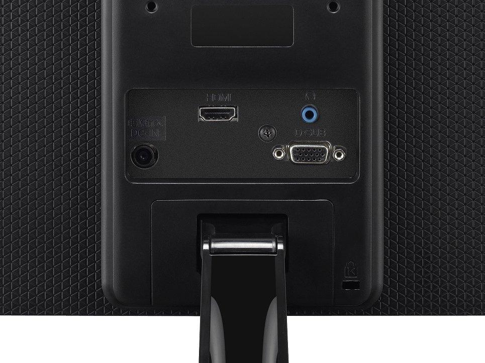 Foto 5 - Monitor LG LED 23 Full HD - Widescreen 23MP55HQ