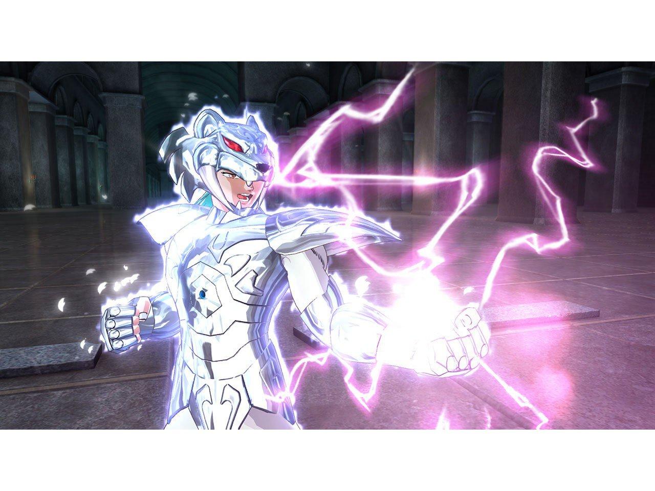 Os Cavaleiros do Zodíaco: Alma dos Soldados - para PS4 - Bandai Namco - 2