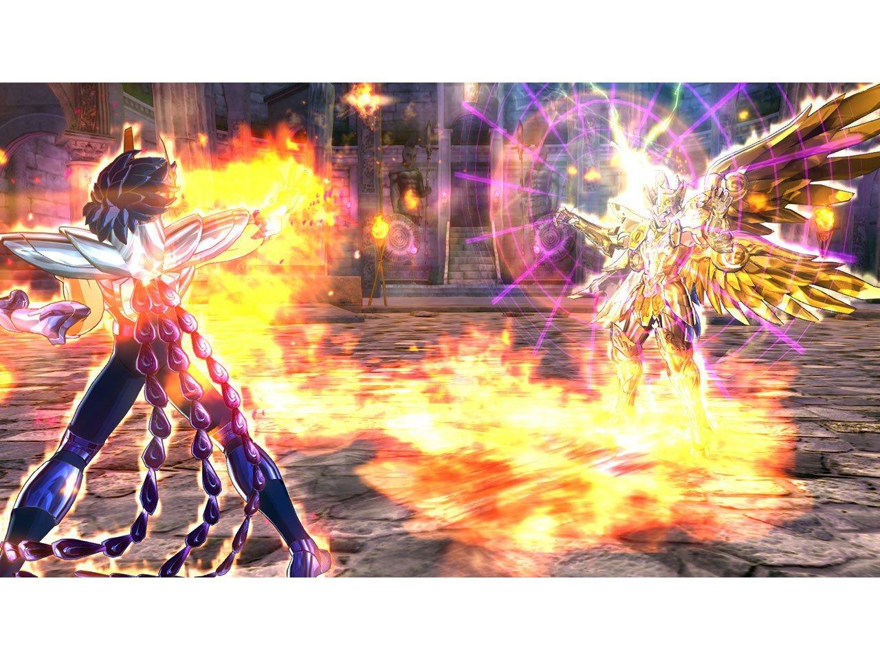Os Cavaleiros do Zodíaco: Alma dos Soldados - para PS4 - Bandai Namco - 4