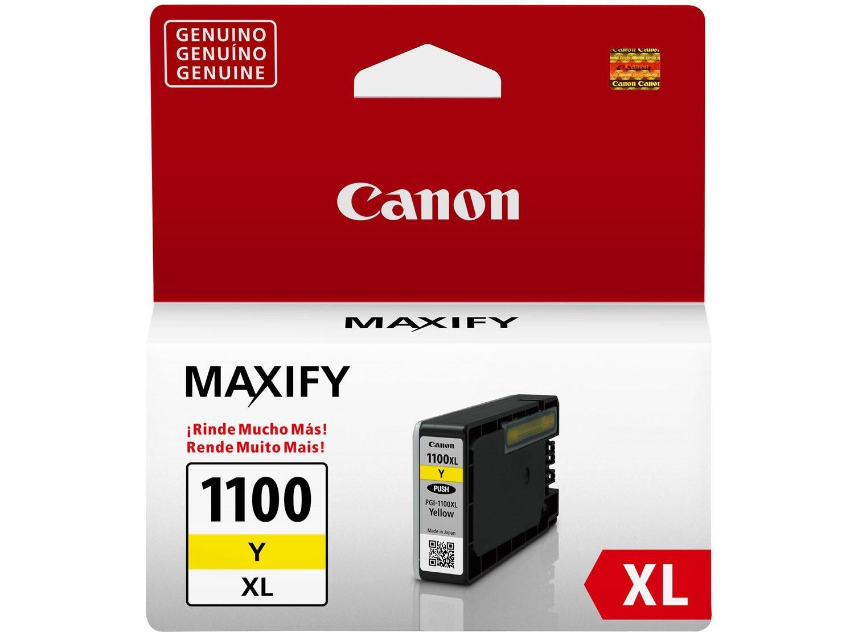 Foto 1 - Cartucho de Tinta Canon Amarelo - PGI 1100XL