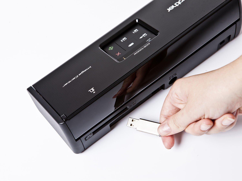 Foto 7 - Scanner de Mesa Brother ADS1000W - Alimentador Automático Digitalização Duplex Wi-Fi