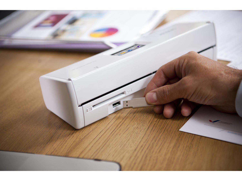 Foto 10 - Scanner de Mesa Brother ADS1500W - Colorido Wi-Fi