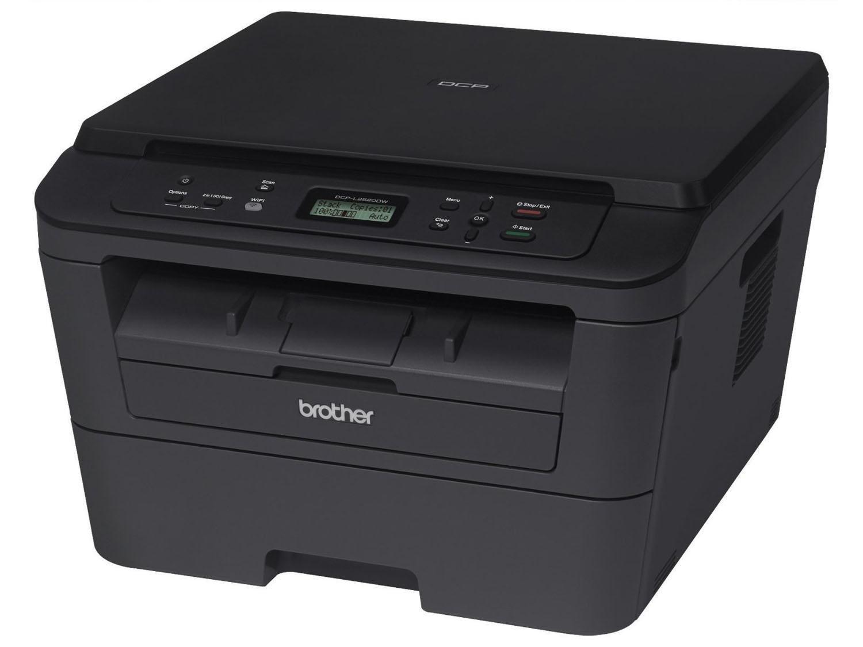 Foto 12 - Impressora Multifuncional Brother DCPL2520DW - Laser Wi-Fi Preto e Branco USB