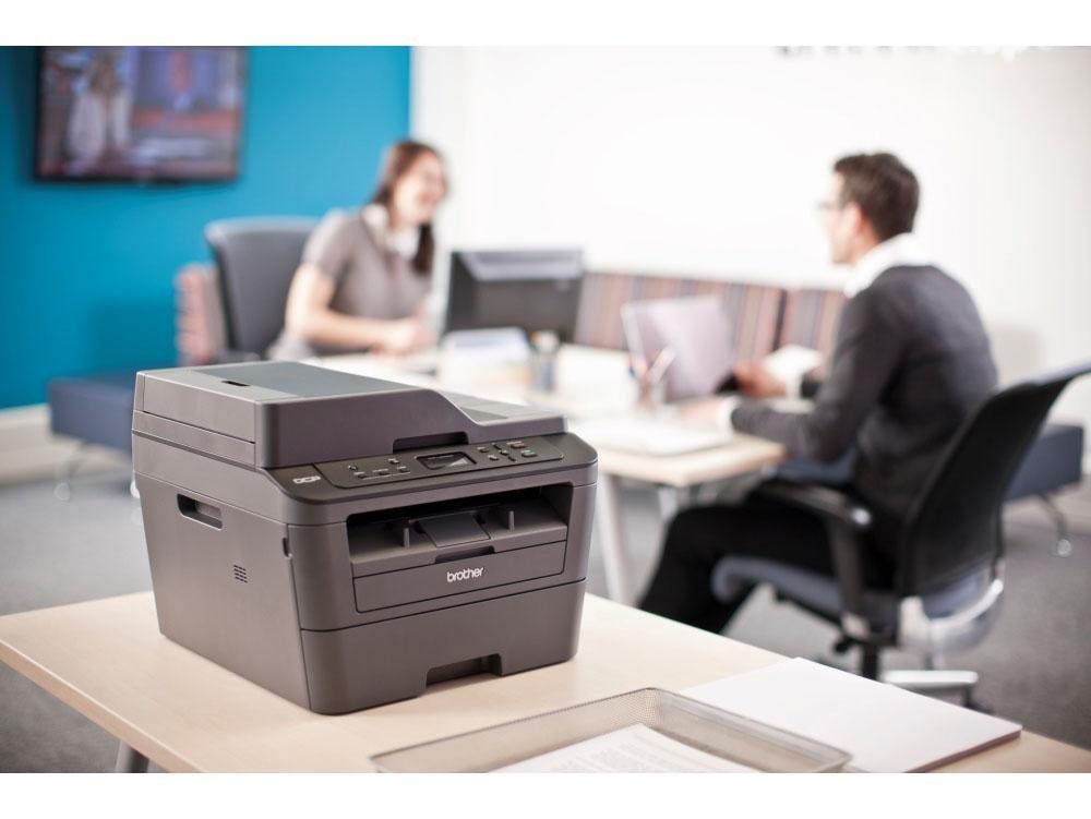 Foto 1 - Multifuncional Brother DCP-L2540DW Laser - Monocromática Wi-Fi
