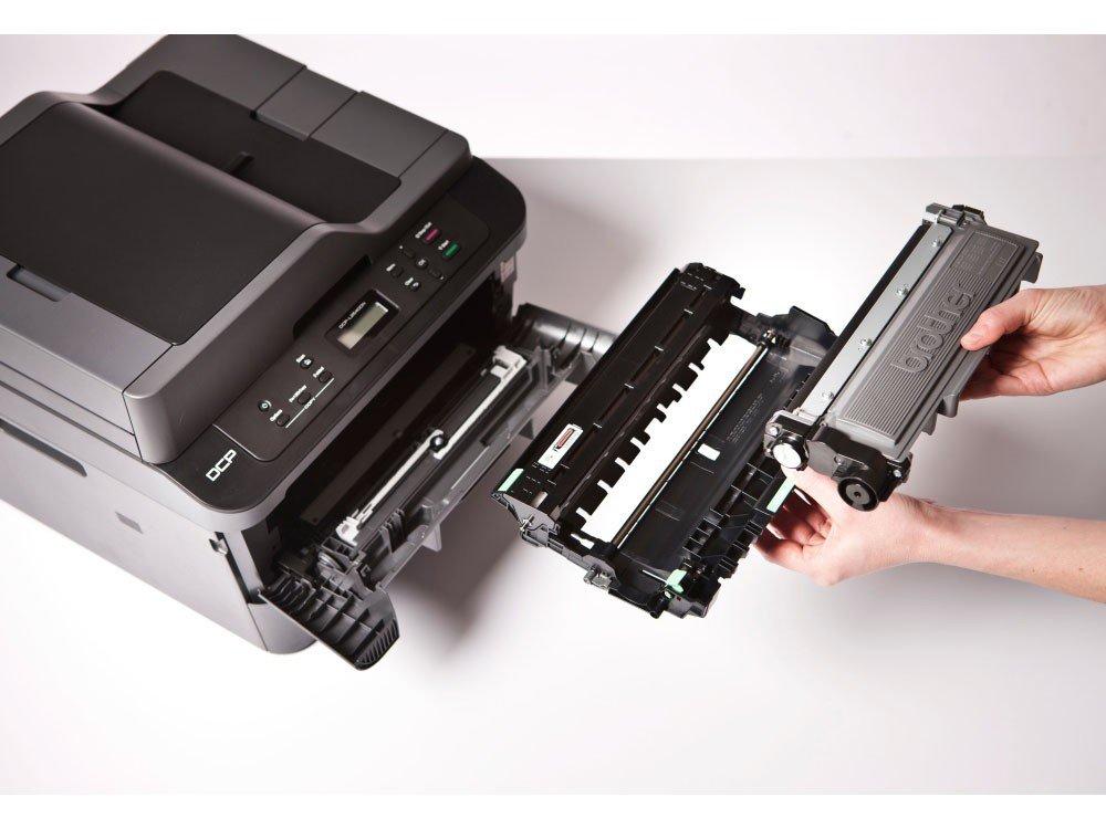 Foto 7 - Multifuncional Brother DCP-L2540DW Laser - Monocromática Wi-Fi