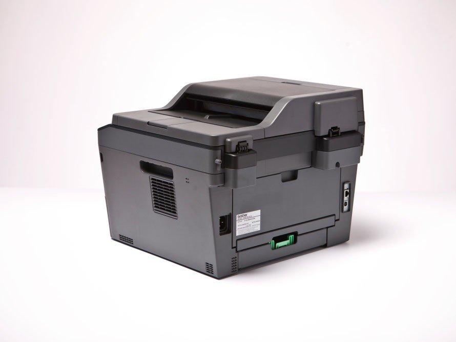 Foto 8 - Multifuncional Brother DCP-L2540DW Laser - Monocromática Wi-Fi
