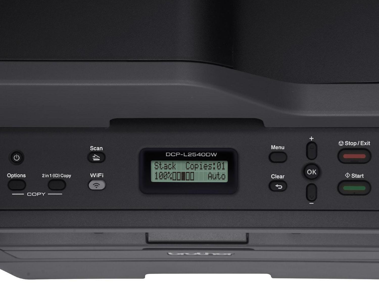 Foto 12 - Multifuncional Brother DCP-L2540DW Laser - Monocromática Wi-Fi