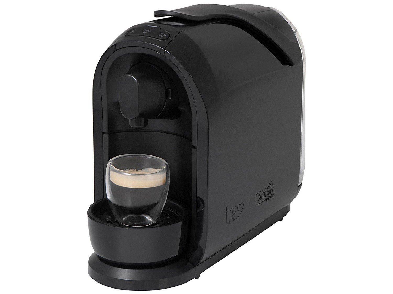 Máquina de Café Expresso TRES Mimo 15 Bar - Preta - 110V