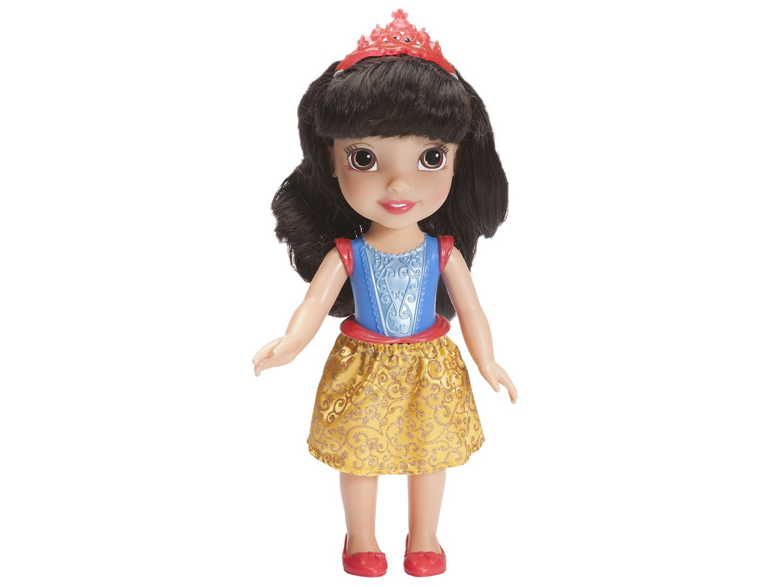Disney Princesas Minha Primeira Princesa Branca De Neve Mimo