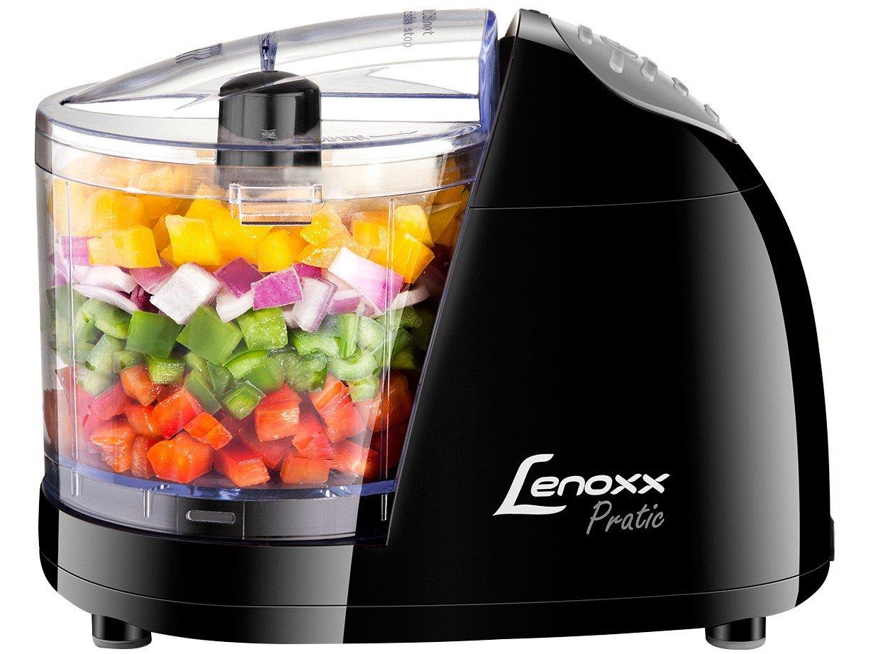 Mini Processador de Alimentos Lenoxx Pratic - 1 Velocidade 100W - 110 V
