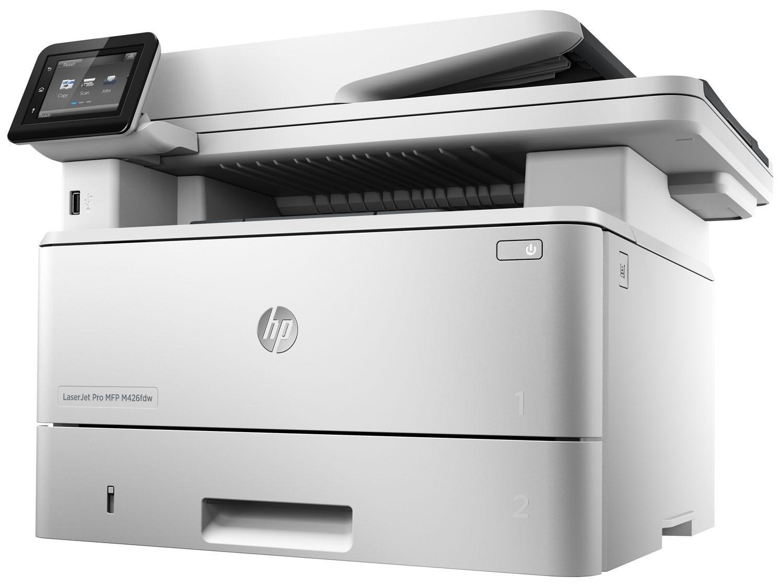 Foto 2 - Multifuncional HP M426fdw Monocromática Laser - Wi-fi