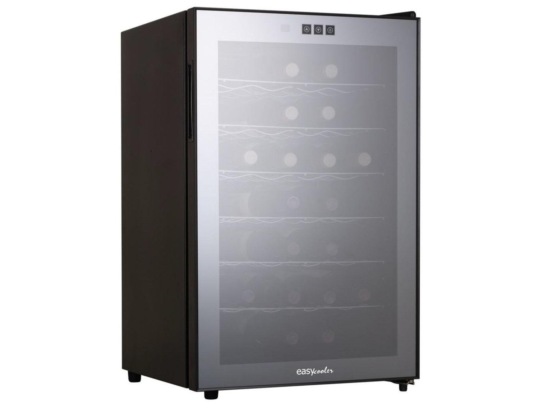 Foto 1 - Adega Climatizada Easycooler 28 Garrafas JC-65G - Controle Digital de Temperatura