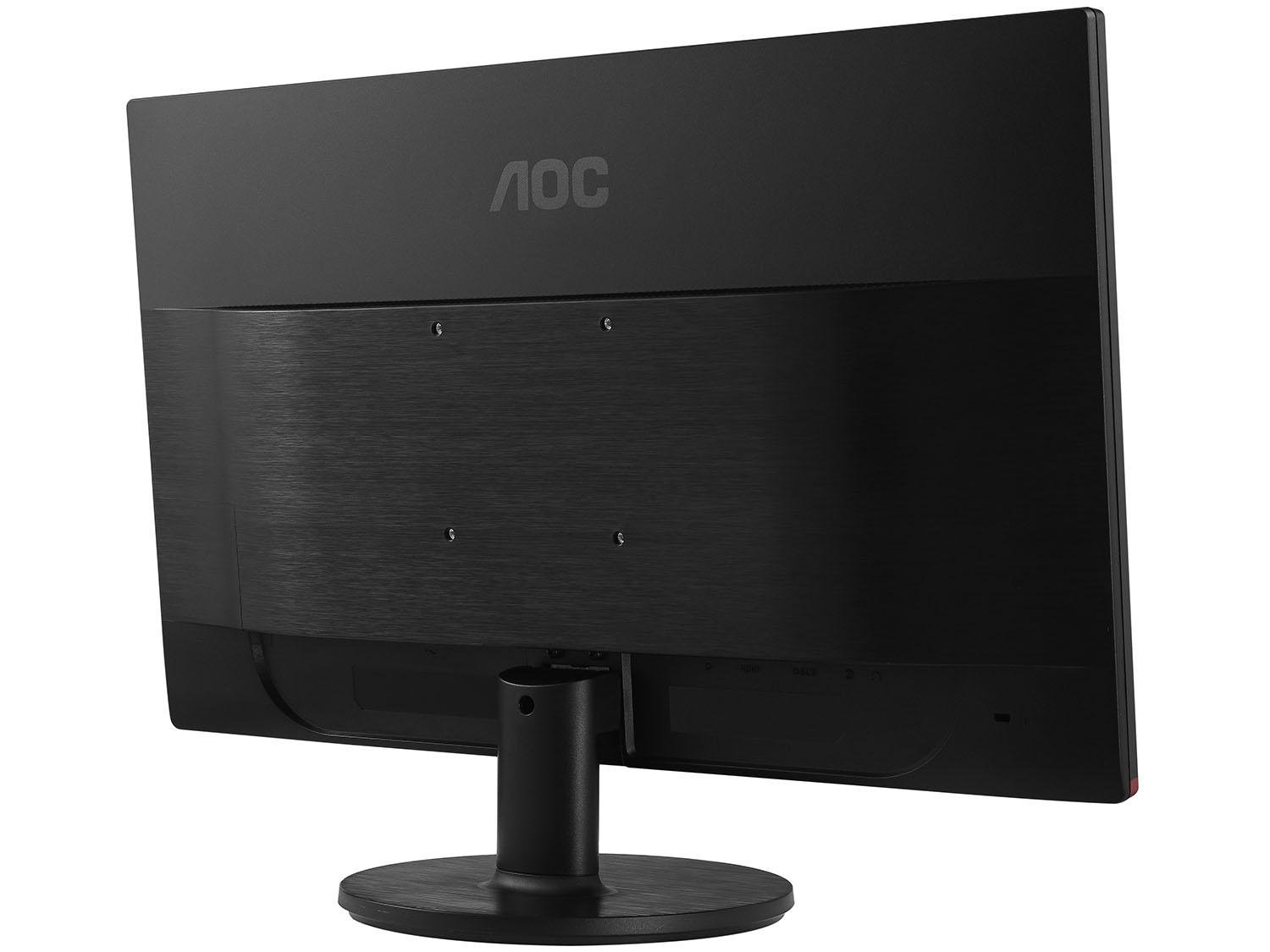 Foto 7 - Monitor Gamer Full HD AOC LED Widescreen 24 - Sniper G2460VQ6