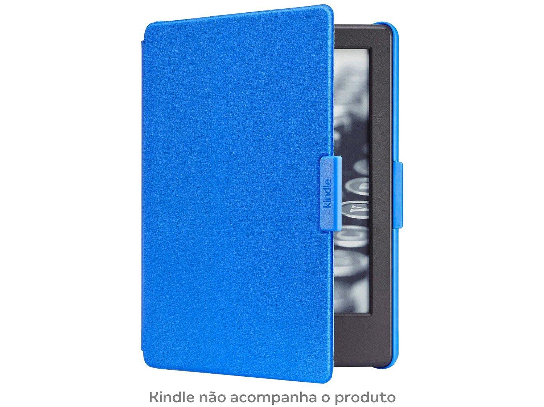Foto 2 - Capa para Kindle 8ª Geração Azul AO0517 - Amazon