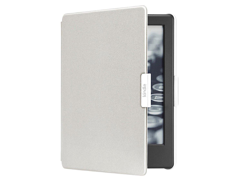 Foto 1 - Capa Kindle 8° Geração 6 Branca - B01CUKZNP4 Amazon