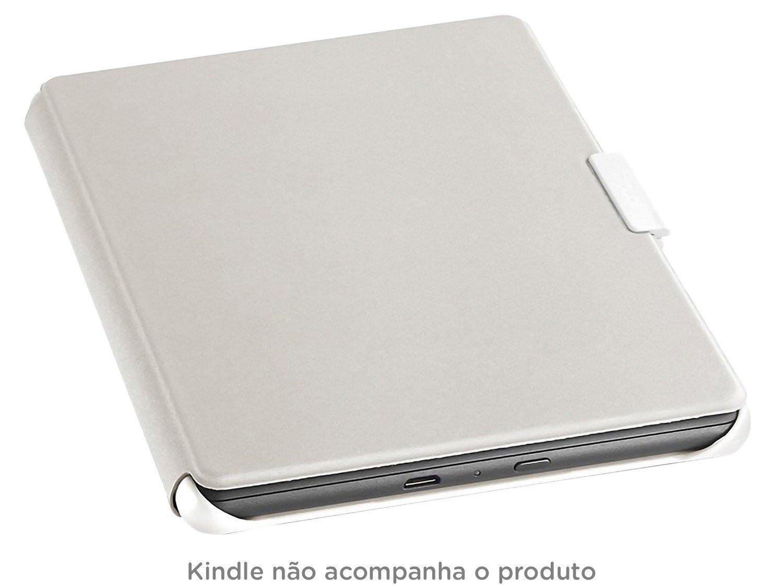 Foto 4 - Capa Kindle 8° Geração 6 Branca - B01CUKZNP4 Amazon