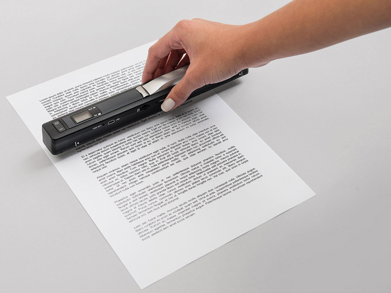 Foto 15 - Scanner Portátil Epson DS-40 Colorido - 600dpi com Conexão Wi-Fi USB