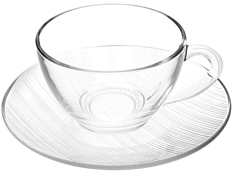 Jogo de Xícaras para Chá 12 Peças - Duralex Diamante - 8