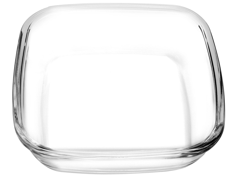 Conjunto de Assadeiras de Vidro Sempre - Quadrado 3 Peças - 4