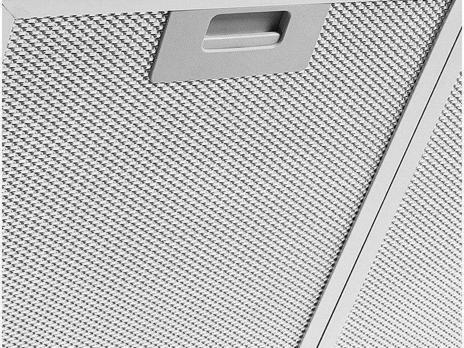 Foto 3 - Coifa de Parede Nardelli Inox 60cm com Vidro Curvo - 3 Velocidades Slim BLACK 110V