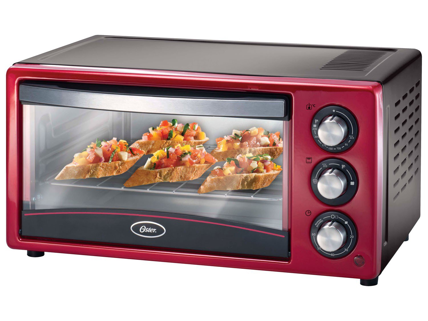 Foto 1 - Forno Elétrico Oster Convection Cook 18L Grill - Timer