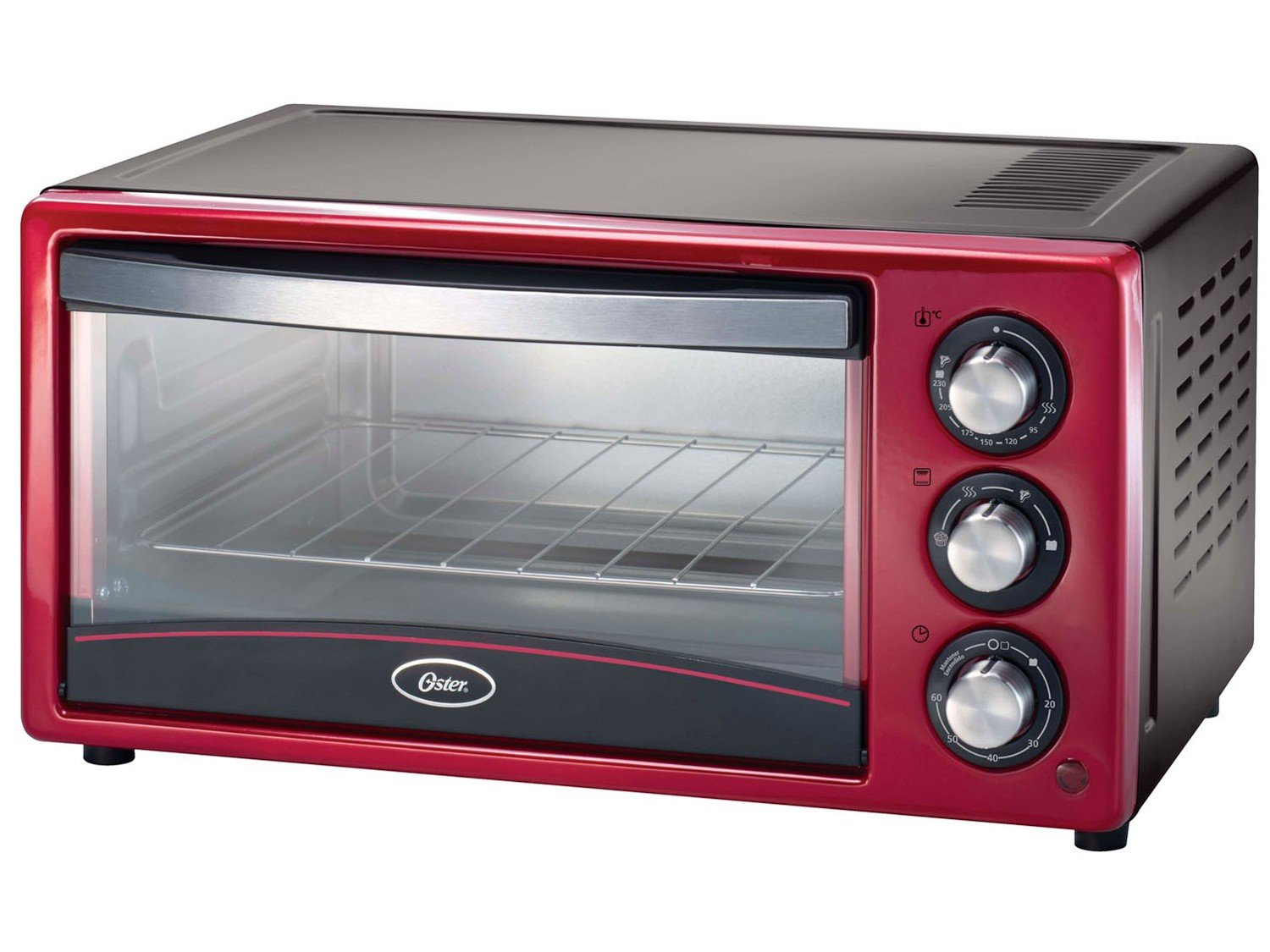 Foto 2 - Forno Elétrico Oster Convection Cook 18L Grill - Timer