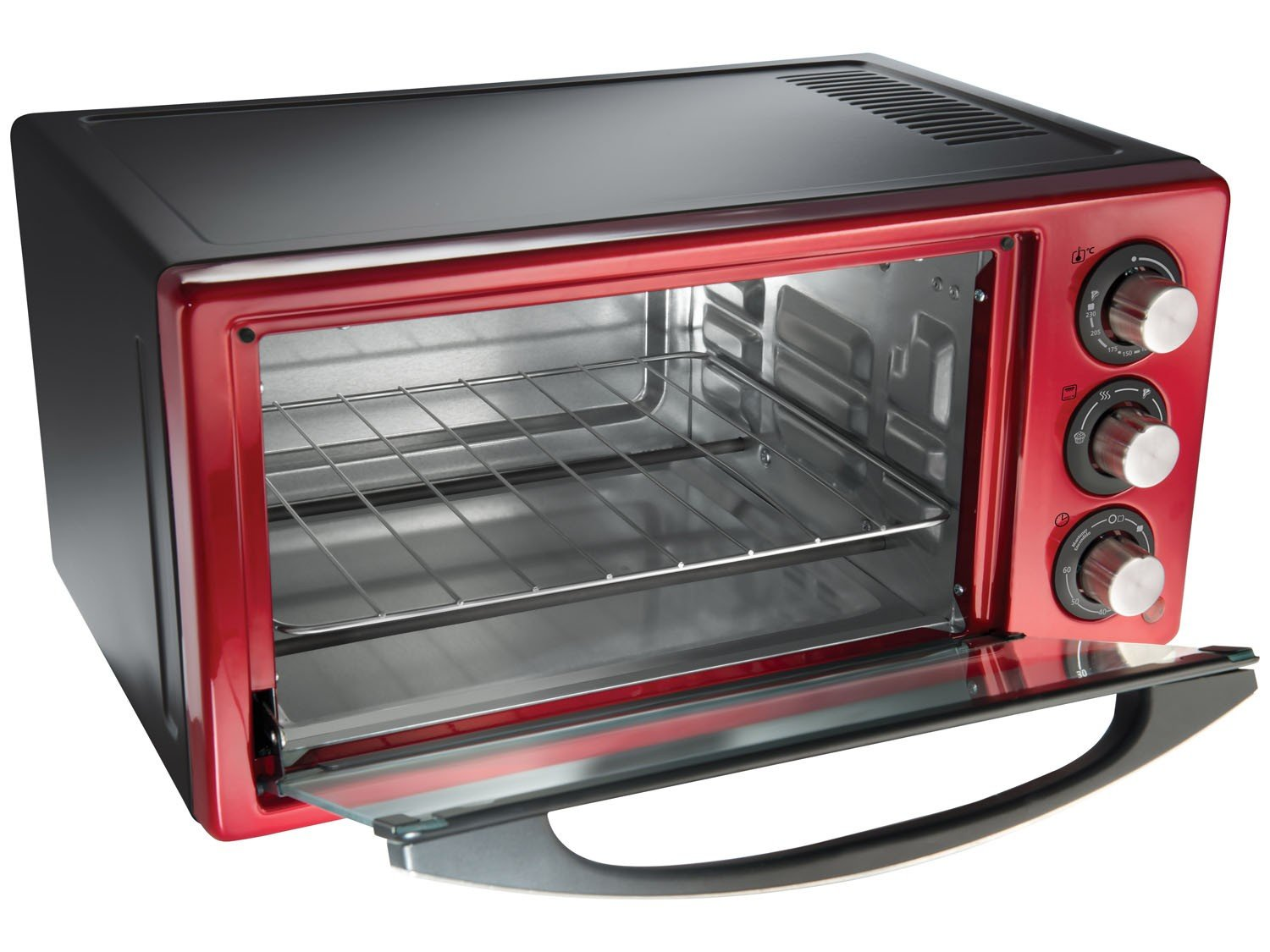 Foto 3 - Forno Elétrico Oster Convection Cook 18L Grill - Timer