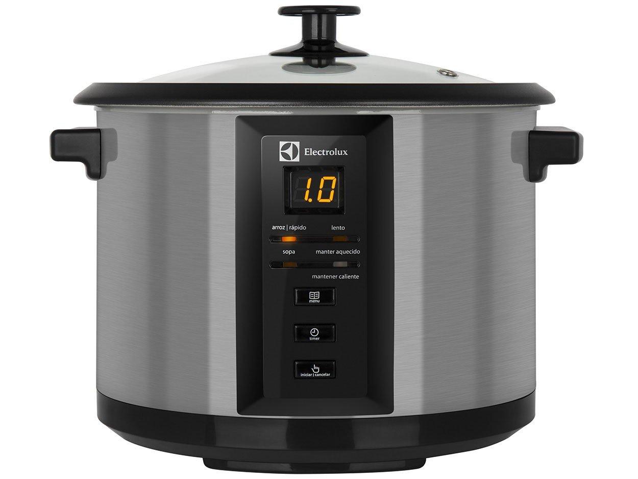 Panela Elétrica Electrolux Chef ECC20 Digital 1,8 L – Preto/Inox - 220V - 1