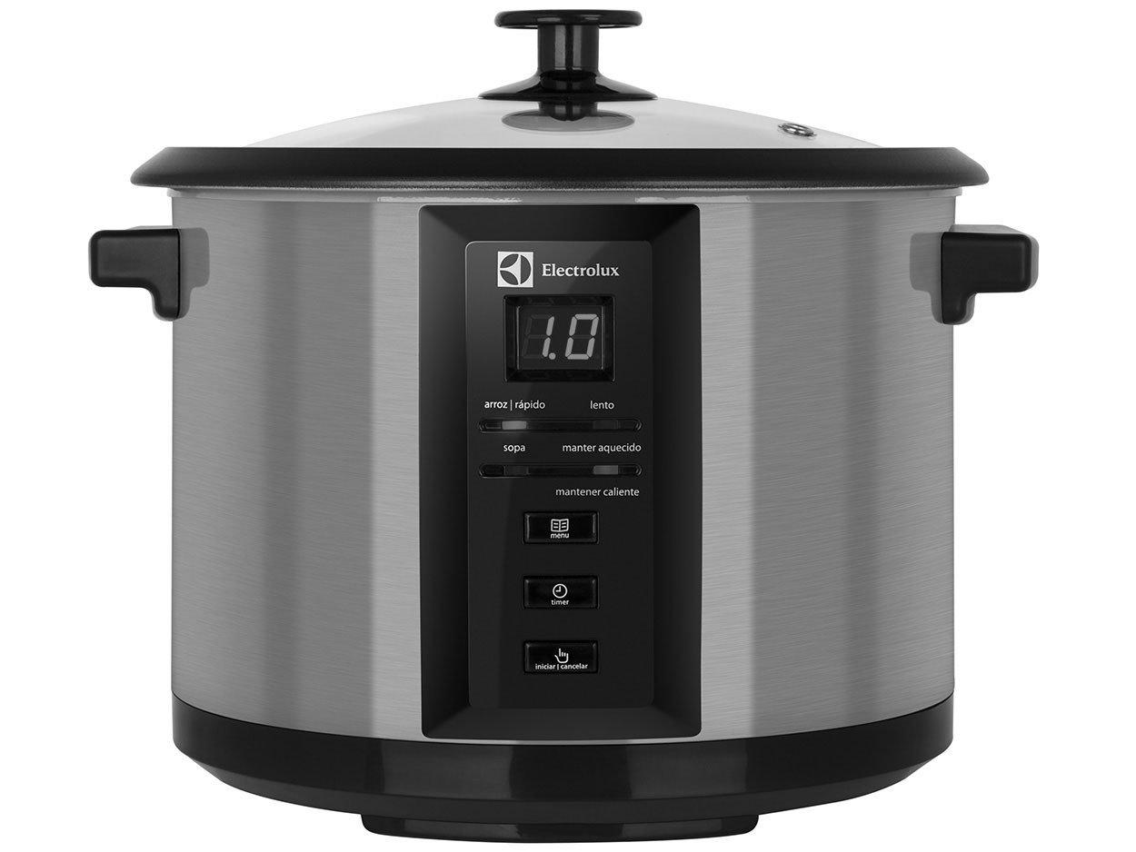 Panela Elétrica Electrolux Chef ECC20 Digital 1,8 L – Preto/Inox - 220V - 2
