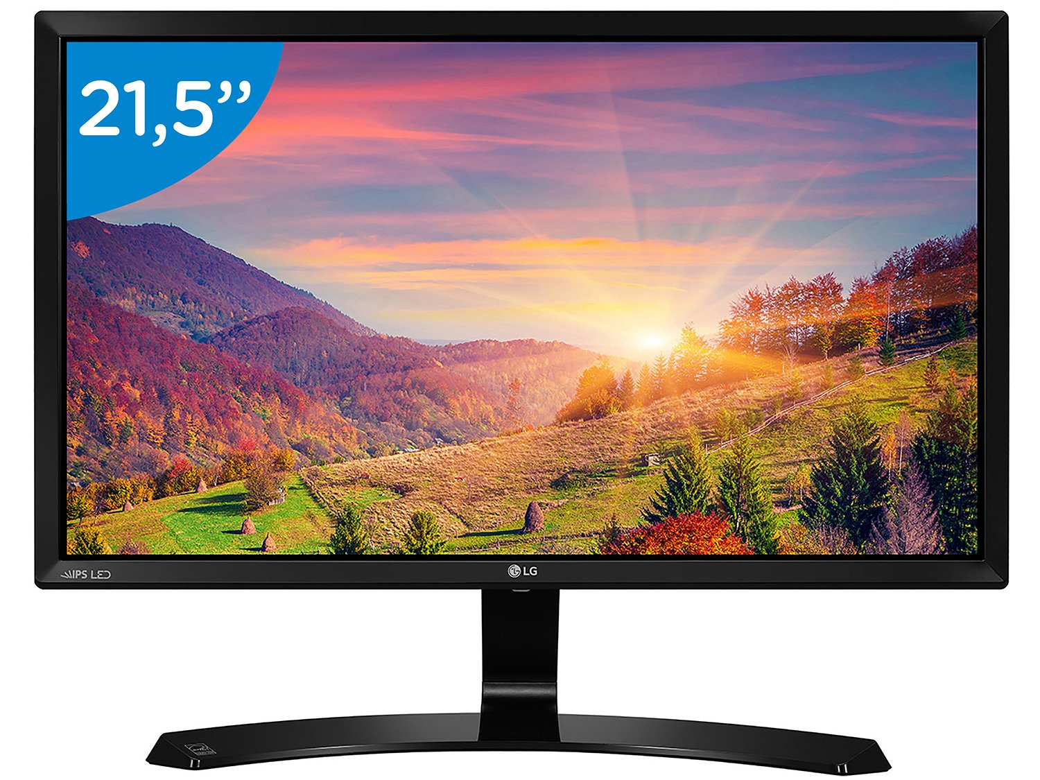 Monitor para PC Full HD LG LED Widescreen IPS - 21,5 22MP58VQ