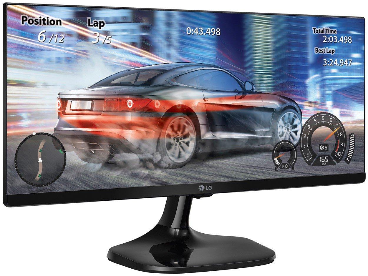 Foto 4 - Monitor para PC Full HD LG LED UltraWide IPS 25 - 25UM58