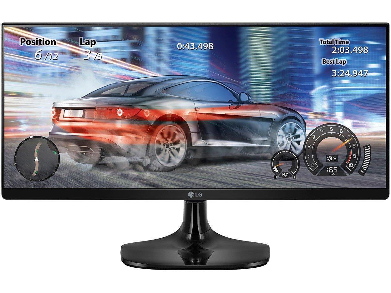 Foto 10 - Monitor para PC Full HD LG LED UltraWide IPS 25 - 25UM58