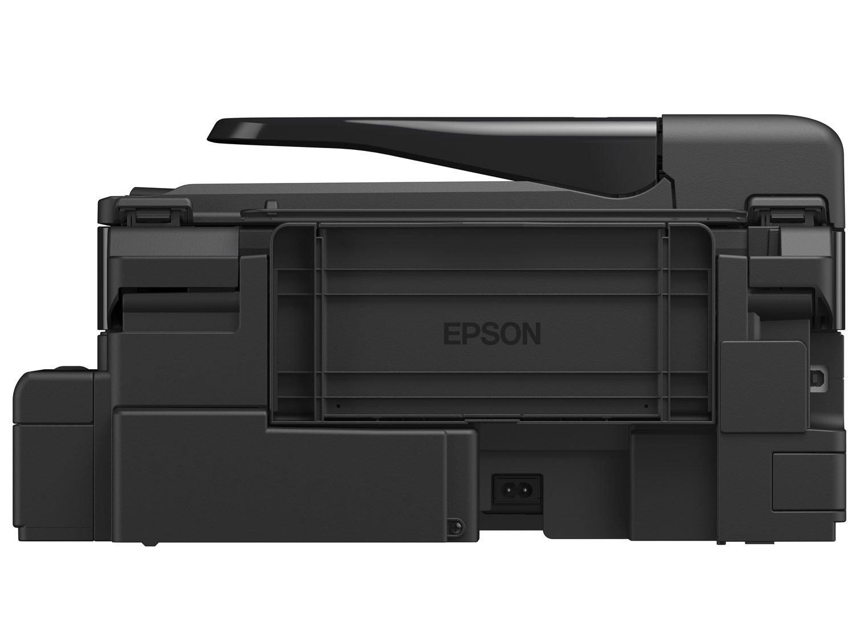 Foto 4 - Impressora Multifuncional Epson EcoTank M205 - Tanque de Tinta Wi-Fi Monocromática USB