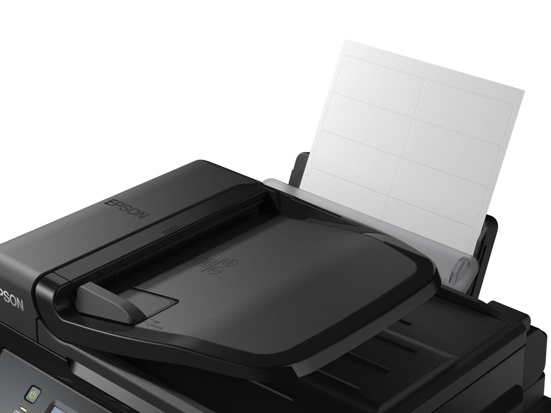 Foto 7 - Impressora Multifuncional Epson EcoTank M205 - Tanque de Tinta Wi-Fi Monocromática USB