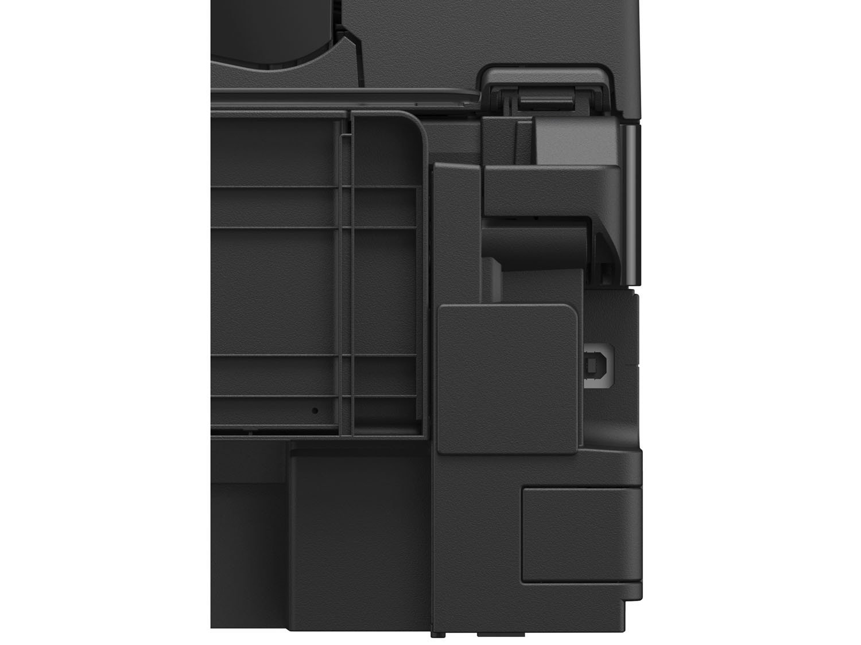 Foto 10 - Impressora Multifuncional Epson EcoTank M205 - Tanque de Tinta Wi-Fi Monocromática USB