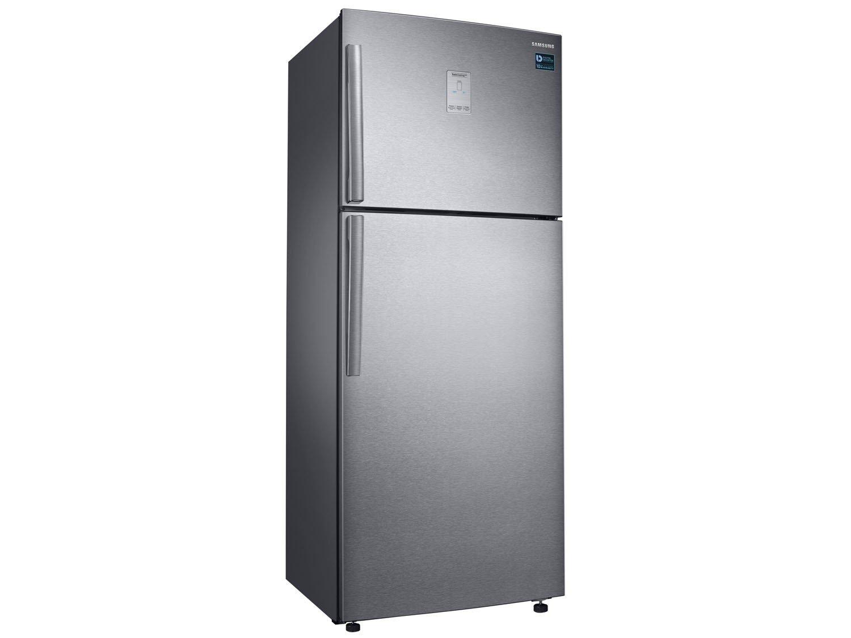 Foto 1 - Geladeira/Refrigerador Samsung Frost Free Inox - Duplex 453L Twin Cooling Plus RT6000K
